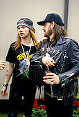 Aug 20, 1988: GUNS N ROSES & LEMMY - Donington 1988