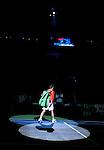 TENIS, BEOGRAD, 03. Dec. 2010. - Mec izmedju tenisera Srbije Viktora Troickog protiv Michael Llodra iz Francuske. Finale Davis cup-a izmedju selekcija Srbije i Francuske koje se igra od 3-5 decembra u beogradskoj Areni. Davis cup final Serbia vs France. Foto: Nenad Negovanovic