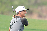 Thorbj&oslash;rn Olesen (DEN) in action during the final round of the Volvo China Open played at Topwin Golf and Country Club, Huairou, Beijing, China 26-29 April 2018.<br /> 29/04/2018.<br /> Picture: Golffile | Phil Inglis<br /> <br /> <br /> All photo usage must carry mandatory copyright credit (&copy; Golffile | Phil Inglis)