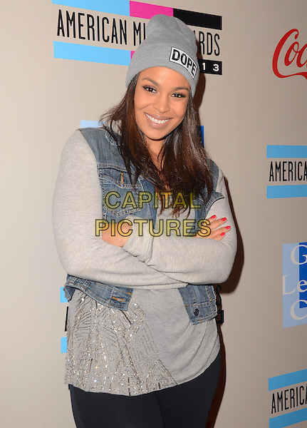 23 November  2013 -  Los Angeles, California - Jordin Sparks. Lance Bass hosts the 2013 American Music Awards Bowling for Charity at Lucky Strike in Los Angeles, CA, USA.<br /> CAP/ADM/BT<br /> &copy;Birdie Thompson/AdMedia/Capital Pictures