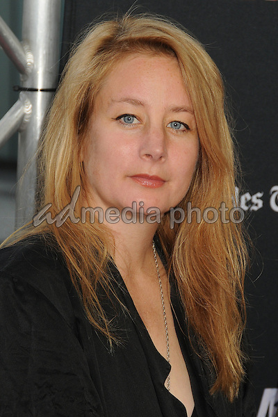 "10 June 2015 - Los Angeles, California - Beata Gardeler. LA Film Festival 2015 Opening Night Premiere of ""Grandma"" held at Regal Cinemas LA Live. Photo Credit: Byron Purvis/AdMedia"