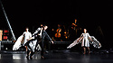 "Michael Keegan-Dolan's company, Teac Damsa, returns to Sadler's Wells, with his adaptation of ""Swan Lake/ Loch na hEala"". The dancers are: Zen Jefferson, Anna Kaszuba, Saku Koistinen, Alexander Leonhartsberger, Mikel Murfi (actor), Erik Nevin, Rachel Poirier, Carys Staton, Molly Walker."