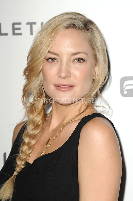 WWW.ACEPIXS.COM<br /> <br /> October 22 2015, New York City<br /> <br /> Kate Hudson appeared at Fabletics to benefit Bright Pink on October 22, 2015 in Woodland Hills, California<br /> <br /> By Line: Peter West/ACE Pictures<br /> <br /> <br /> ACE Pictures, Inc.<br /> tel: 646 769 0430<br /> Email: info@acepixs.com<br /> www.acepixs.com