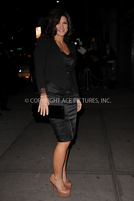 WWW.ACEPIXS.COM . . . . . .January 18, 2012...New York City....Gina Carano attends the Cinema Society  screening of 'Haywire' at Landmark Sunshine Cinema on January 18, 2012 in New York City. ....Please byline: KRISTIN CALLAHAN - ACEPIXS.COM.. . . . . . ..Ace Pictures, Inc: ..tel: (212) 243 8787 or (646) 769 0430..e-mail: info@acepixs.com..web: http://www.acepixs.com .