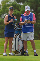 Dani Holmqvist (SWE) looks over her tee shot on 3 during round 3 of the 2018 KPMG Women's PGA Championship, Kemper Lakes Golf Club, at Kildeer, Illinois, USA. 6/30/2018.<br /> Picture: Golffile | Ken Murray<br /> <br /> All photo usage must carry mandatory copyright credit (&copy; Golffile | Ken Murray)