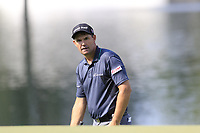 Padraig Harrington (IRL) at the 14th green during Thursday's Round 1 of the 2017 PGA Championship held at Quail Hollow Golf Club, Charlotte, North Carolina, USA. 10th August 2017.<br /> Picture: Eoin Clarke | Golffile<br /> <br /> <br /> All photos usage must carry mandatory copyright credit (&copy; Golffile | Eoin Clarke)