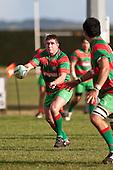 Grant Henson. Counties Manukau Premier Club Rugby game between Wauku & Manurewa played at Waiuku on Saturday June 6th. Manurewa won 36 - 31 after leading 14 - 12 at halftime.
