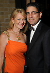 Trish and Rock Morille at the Dancing with the Houston Stars, a benefit for Houston Ballet, at the home of Becca and John Thrash Tuesday May 10,2011.(Dave Rossman/For the Chronicle)
