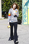 2-27-09 Exclusive.Whitney Port  getting coffee in Los Angeles ca ..AbilityFilms@yahoo.com.805-427-3519.www.Abilityfilms.com.