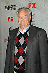 PETER JASON. Arrivals to the premiere screening of the FX original drama series, Justified, at the Directors Guild of America. Los Angeles, CA, USA. March 8, 2010.