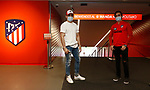 Reopening of the official Tour Wanda Metropolitano with the mandatory hygiene and safety measures in Phase 1 of unconfinement in Spain during the health crisis due to the Covid-19 virus pandemic - Coronaviruss. June 5,2020.(ALTERPHOTOS/Atletico de Madrid/Pool)