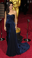 HOLLYWOOD, CA, USA - MARCH 02: Sandra Bullock at the 86th Annual Academy Awards held at Dolby Theatre on March 2, 2014 in Hollywood, Los Angeles, California, United States. (Photo by Xavier Collin/Celebrity Monitor)