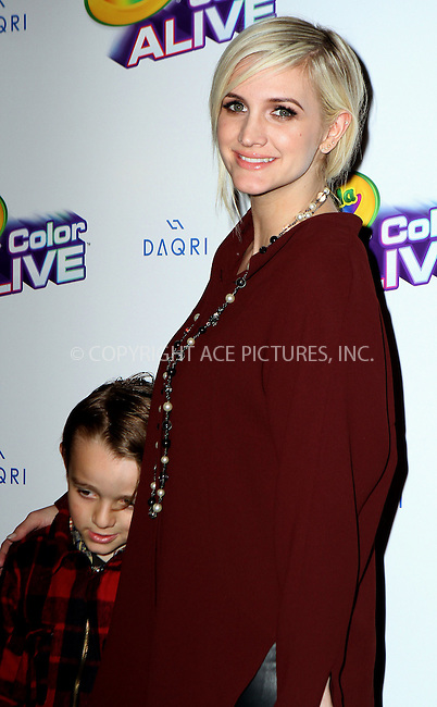 WWW.ACEPIXS.COM<br /> <br /> February 5 2015, New York City<br /> <br /> Bronx Wentz and Ashlee Simpson at the 'Color Alive' Launch Event at the Open House Gallery on February 5, 2015 in New York City.<br /> <br /> <br /> By Line: Nancy Rivera/ACE Pictures<br /> <br /> <br /> ACE Pictures, Inc.<br /> tel: 646 769 0430<br /> Email: info@acepixs.com<br /> www.acepixs.com