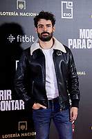 Nico Romero attends to 'Morir para contar' film premiere during the Madrid Premiere Week at Callao City Lights cinema in Madrid, Spain. November 13, 2018. (ALTERPHOTOS/A. Perez Meca) /NortePhoto.com