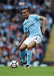 Danilo of Manchester City during the premier league match at the Etihad Stadium, Manchester. Picture date 22nd September 2017. Picture credit should read: Simon Bellis/Sportimage