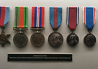 BNPS.co.uk (01202 558833)<br /> Pic: SusanBond/BNPS<br /> <br /> Gen Henry Osborne Curtis's 'fake' medal set on display at the museum before the controversy broke.<br /> <br /> Military museum in hot water over missing medals..<br /> <br /> A woman whose father and grandfather donated their highly-valuable gallantry medals to an army museum is furious they have disappeared having been suspiciously substituted for duplicates.<br /> <br /> Susan Bond, whose husband Richard is a retired crown court judge, discovered the two Military Cross groups at the The Royal Green Jackets Museum are not the ones bequeathed to them after one set appeared on the open market.<br /> <br /> Mrs Bond confronted the trustees at the museum, whose former Colonel-in-Chief was the Queen, but the 70-year-old has been left dismayed at their 'indifferent' response at the loss which they have been unable to properly explain.<br /> <br /> The owners - the museum based in Winchester, Hants - said they were satisfied that no criminal activity had taken place and the police investigation came to nothing.