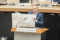 2017/11/30 Berlin | Abgeordnetenhaus Plenarsitzung