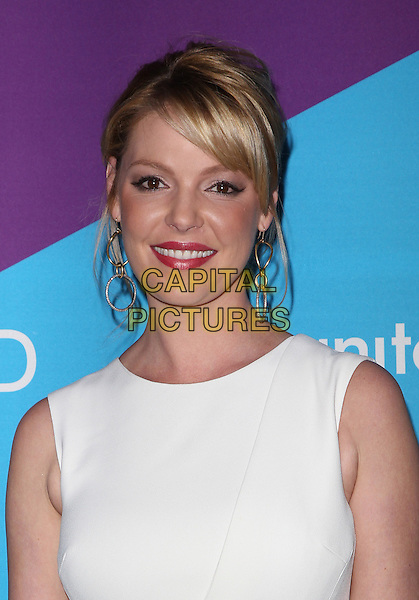 Los Angeles, CA - FEBRUARY 27: Katherine Heigl Attending Unite4good And Variety Host 1st Annual Unite4:humanity Event, Held at Sony Pictures Studios California on February 27, 2014.  <br /> CAP/MPI/RTNUPA <br /> &copy;RTNUPA/MediaPunch/Capital Pictures