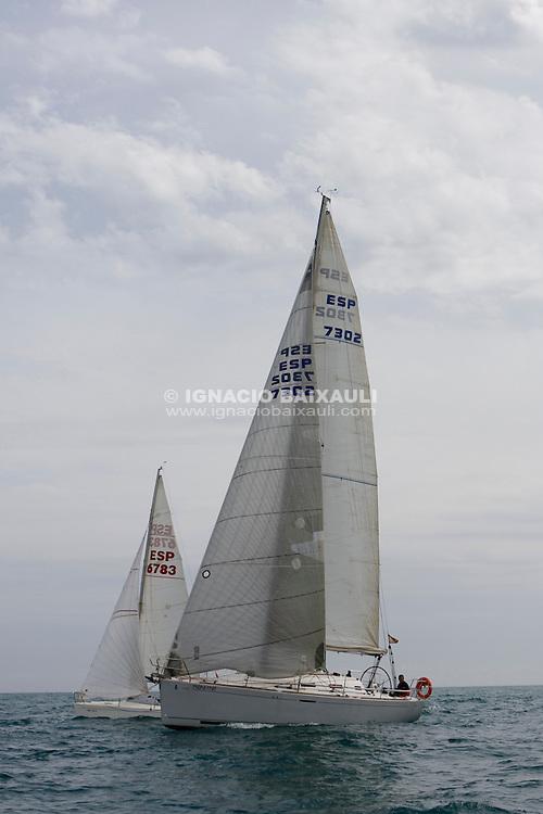 ESP7302 EL JALEO. HNOS. LLOPIS .62 Regata Castellón de Cruceros, Real Club Náutico de Castellón