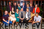 Michael and Maura Hayes who celebrated their 50th Anniversary at the Ballygarry house hotel on Saturday night. Front from left: Jason Walsh, Nadine Walsh, Maura and Michael Hayes, Joan Sheehy and Roney Barbosa.<br /> Back from left: Ultan Hayes, Brendan Hayes, Orla Walsh, Pat Walsh, Eilish Hayes, Vincent Hayes and Margaret Walsh.