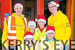 Kerry Crusaders 5k Charity Run : Taking part  in the Kerry Crusaders 5k Charity run in Listowel on Sunday last were Rochelle  O'Riordan, Maddie & Molly & Bobby O'Riordan, Dylan  & Mary Toomey.