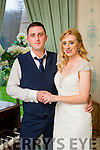 Norma Murphy and Donal O'Mahony were married at a Civil Ceremony at Ballyseede Castle Hotel on Saturday 14th November 2015