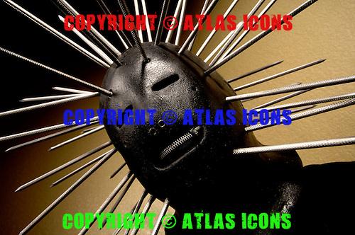 "(#5) Craig ""133"" Jones – sampling, media, Slipknot Studio Portrait Session In Desmoines Iowa.Photo Credit: Eddie Malluk/Atlas Icons.com"
