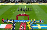 20171113 Calcio Italia Svezia Poste Italiane