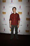 """One Life To Live Jonathan Groff """"Henry"""" and Glee attends the 25th Annual Broadway Flea Market & Grand Auction to benefit Broadway Cares/Equity Fights Aids on September 25, 2011 in New York CIty, New York.  (Photo by Sue Coflin/Max Photos)"""