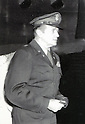 May 9, 1946, Atsugi, Japan - Charles Andrew Willoughby (1892-1972) was a Major General in the U.S. Army, serving as General Douglas MacArthur's Chief of Intelligence. He was called 'Akagari' in his Supreme Commander for the Allied Powers years. (Photo by Kingendai Photo Library/AFLO)