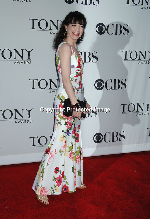 Bebe Neuwirth..arriving at the 60th Annual Tony Awards on June11, 2006..at Radio City Music Hall. ..Robin Platzer, Twin Images