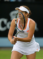 Netherlands, Den Bosch, 16.06.2014. Tennis, Topshelf Open, Jana Cepelova (SVK)<br /> Photo:Tennisimages/Henk Koster