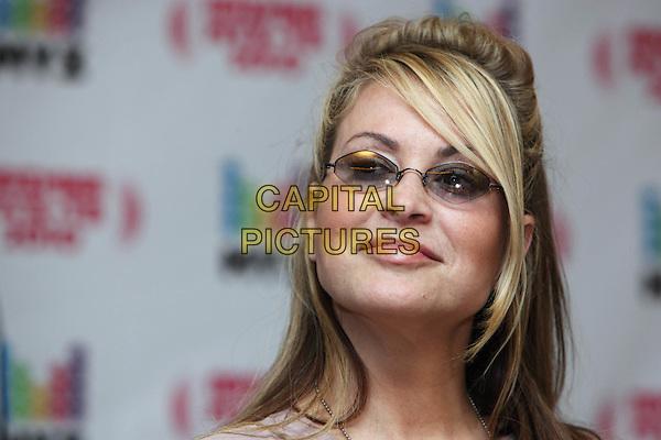 "Anastacia (Anastacia Lyn Newkirk).The award ´Muz TV 2010ª. SC ""Olympic"", Moscow, Russia..June 11th, 2010.headshot portrait sunglasses shades .CAP/PER/SB.©SB/PersonaStars/CapitalPictures"