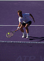 Gasquet Forehand Volley