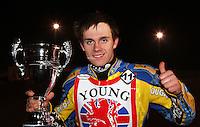 British Speedway U21 Final 24-Apr-2009