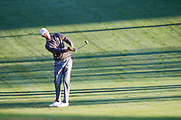 Thomas Pieters (Team Europe) on the 3rd fairway during the Saturday morning Foursomes at the Ryder Cup, Hazeltine national Golf Club, Chaska, Minnesota, USA.  01/10/2016<br /> Picture: Golffile | Fran Caffrey<br /> <br /> <br /> All photo usage must carry mandatory copyright credit (&copy; Golffile | Fran Caffrey)
