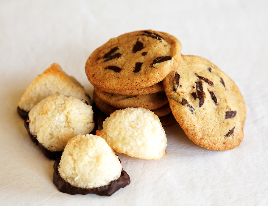 Chocolate cookies, by pastry chef Laurie Pfalzer, Pastry Craft