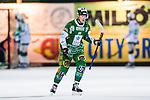 Stockholm 2014-03-05 Bandy SM-semifinal 3 Hammarby IF - V&auml;ster&aring;s SK :  <br /> Hammarbys Anders Persson deppar<br /> (Foto: Kenta J&ouml;nsson) Nyckelord:  VSK Bajen HIF depp besviken besvikelse sorg ledsen deppig nedst&auml;md uppgiven sad disappointment disappointed dejected