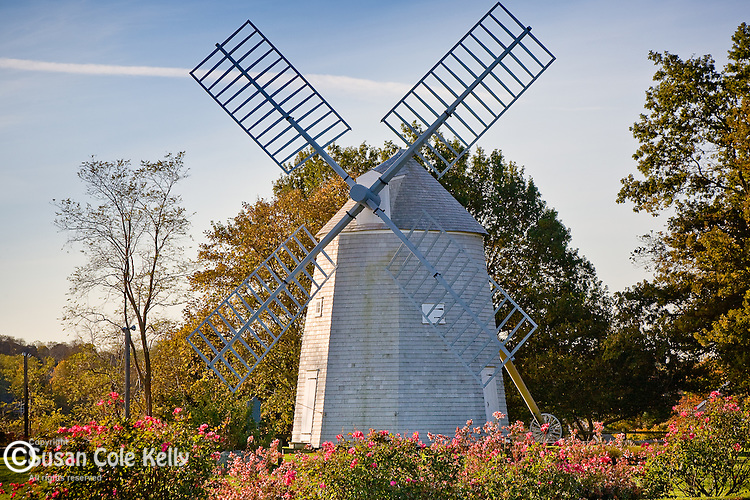 Jonathan Young Windmill, Cape Cod, MA, USA