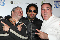 MIAMI, FL - NOVEMBER 8: Lenny Kravitz at the grand opening of the SLS Hotel South Beach in Miami, Florida. November 8, 2012. Credit: Majo Grossi/MediaPunch Inc. /NortePhoto