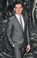 Billy Crudup at the Alien: Covenant world film premiere, Odeon Leicester Square cinema, Leicester Square, London, England, UK, on Thursday 04 May 2017.<br /> CAP/CAN<br /> &copy;CAN/Capital Pictures /MediaPunch ***NORTH AND SOUTH AMERICAS ONLY***