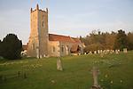 Saint Mary the Virgin parish church, Langham, Essex, England