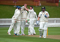 151217 Plunket Shield Cricket - Wellington Firebirds v Otago Volts