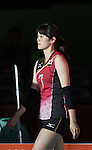 Mai Yamaguchi (JPN),<br /> AUGUST 8, 2016 - Volleyball : <br /> Women's Preliminary Pool A <br /> between Japan 3-0 Cameroon <br /> at Maracanazinho <br /> during the Rio 2016 Olympic Games in Rio de Janeiro, Brazil.<br /> (Photo by Enrico Calderoni/AFLO SPORT)