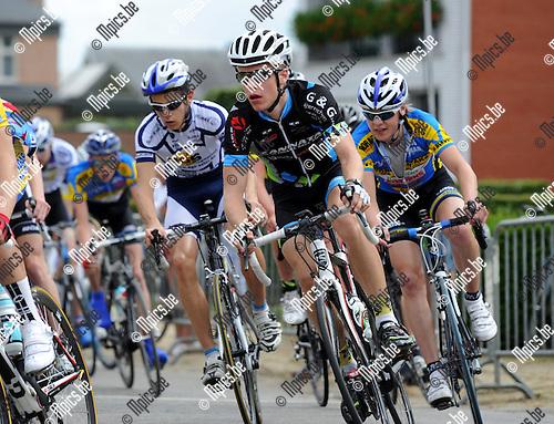 2012-06-23 / Wielrennen / seizoen 2012 / Jesse Geerts, Overpelt..Foto: Mpics.be