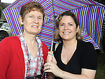 Mary and Edel McKenna Ardee pictured at Fairgreen in Ardee enjoying the Turfman festival. Photo: www.colinbellphotos.com