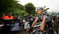 pre-race favorite Gianni Meersman (BEL) coming over the finish line 2nd<br /> <br /> Belgian Championchips 2013