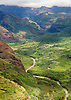 Waimea Canyon on the island of Kauai, Hawaii. Photo by Kevin J. Miyazaki/Redux