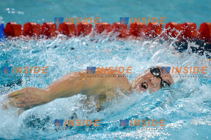 Camille Muffat.Dunkerque 21/3/2012 .Nuoto Campionati di Francia e trials per Londra 2012.Foto Insidefoto / JB Autissier / PanoramiC