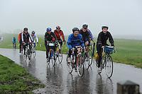 ELFSTEDENTOCHT: REA KLIF: 20-05-2013, Fietselfstedentocht 240 km, ©foto Martin de Jong